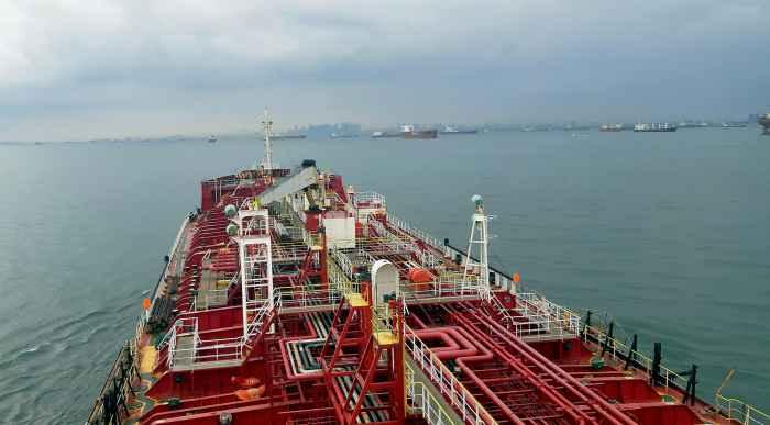 Сингапурская бухта