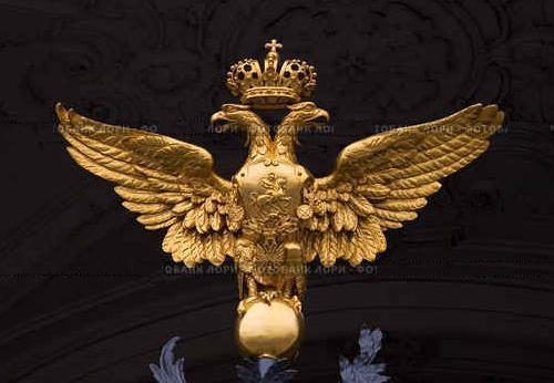 Русский орёл декоративный