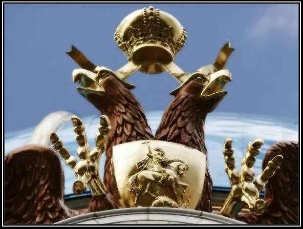 Русский орёл московский