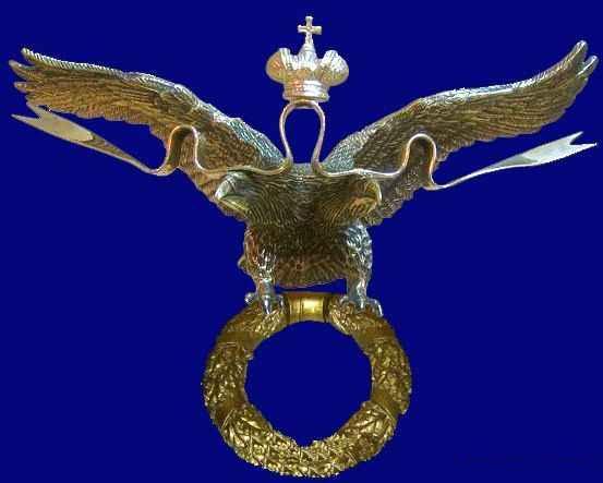 Русский орёл с венком