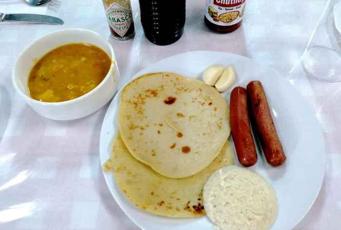Индусский суп