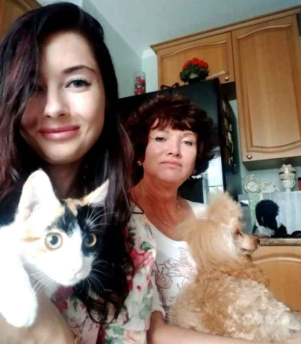 Марфушенька - Душенька и Кешью Мой Нежный Ангел