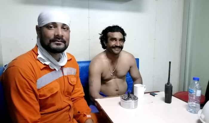 AB Prashant Kumar and Bosn Bhupender