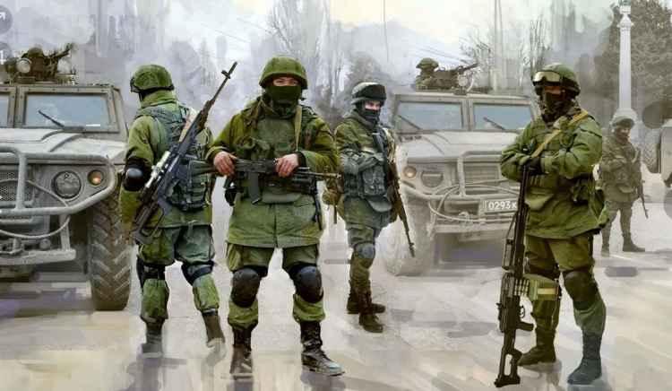 Русские Вежливые люди