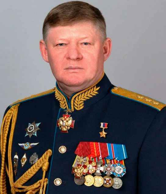 генерал-полковник Сердюков Андрей Николаевич