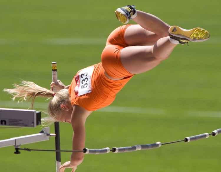 Женская лёгкая атлетика - самый зрелищный вид спорта