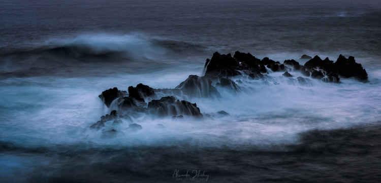 Дремлющие волны. Мадейра
