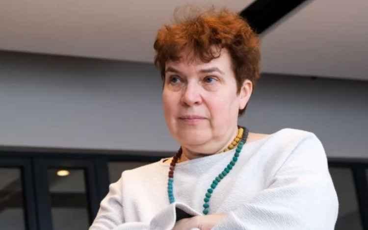 Тамара Эйдельман - тварь жидовская
