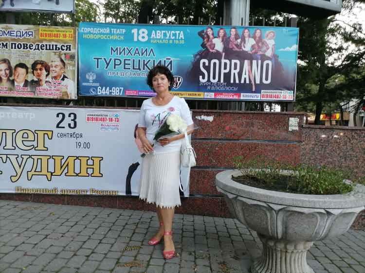 Афиша Сопрано в парке Ленина