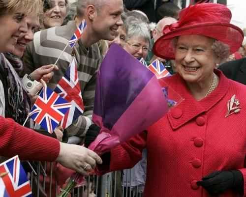 Великобритания и Британское содружество. Королева Елизавета II