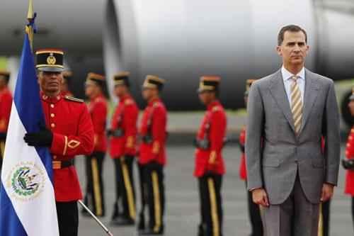 Испания. Принц Астурийский Фелипе