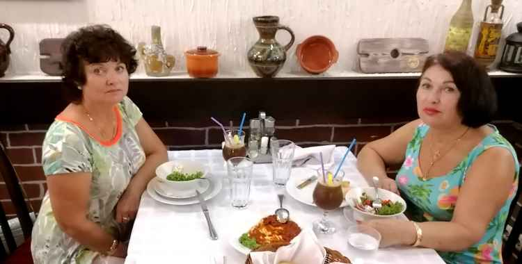 Новороссийск. Ресторан Београд