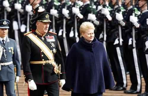 Норвегия. Король Харальд V