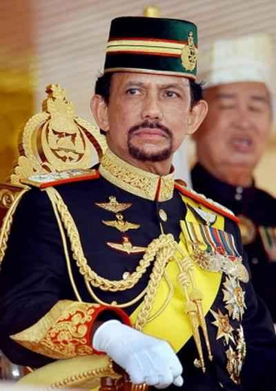 Бруней. Султан Хассанал Болкиах