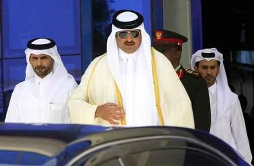 Катар. Эмир Тамим бин Хамад Аль Тани