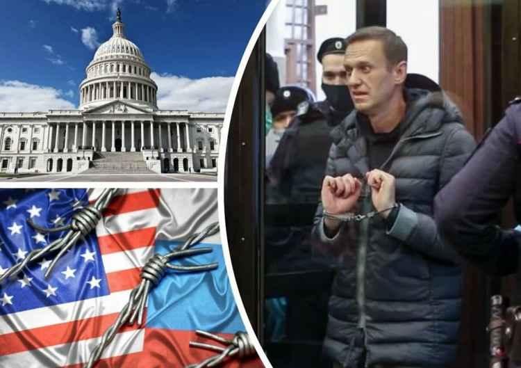 Санкции США по Списку Навального