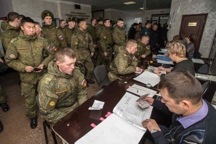 Армия на выборах