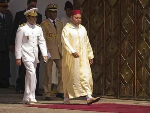 Марокко. Король Мохаммед VI