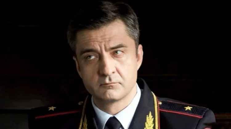 Андрей Чубченко в роли Расторгуева