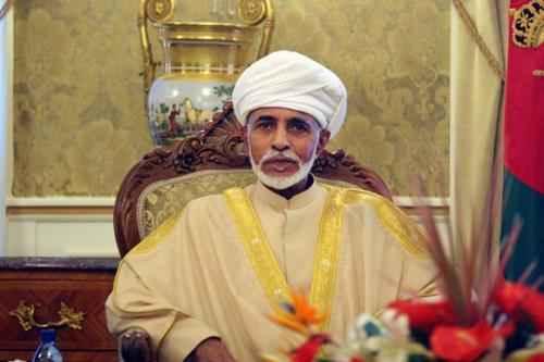 Оман. Султан Кабус бен Саид