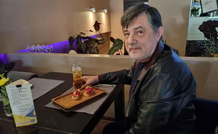 Капитан Никольский в Lounge