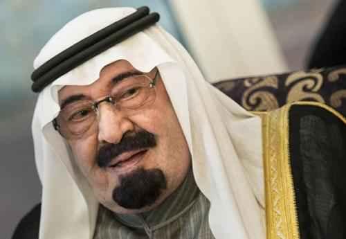 Саудовская Аравия. Король Абдалла ибн Абдель Азиз