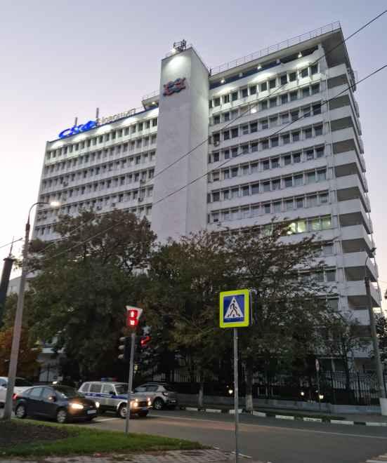Здание НМП