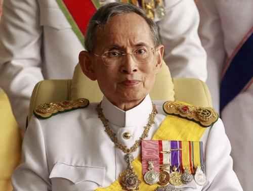 Таиланд. Король Пхумипон Адульядет