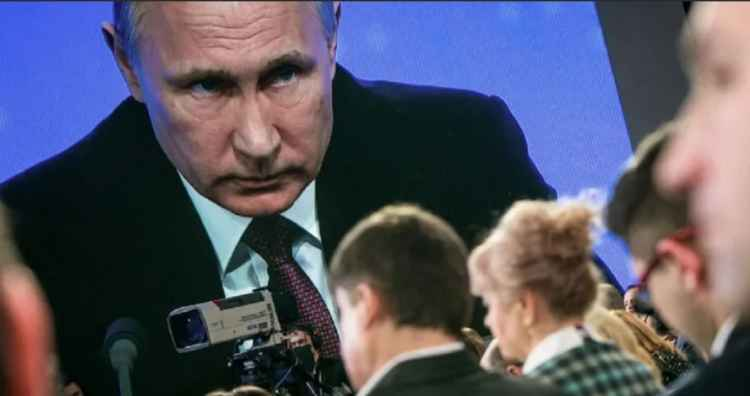 Путин на энергетическом форуме
