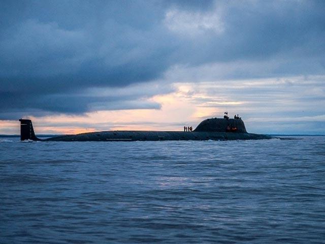 К-560 Северодвинск