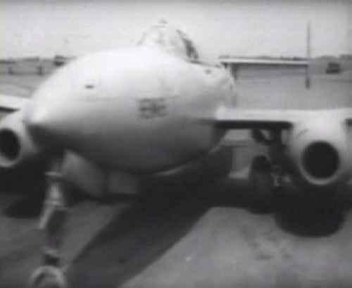 Хейнкель-178 27 августа 1939