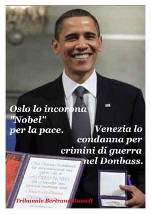 Obama - war criminal