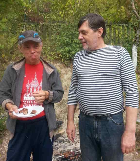Капитан Никольский и Петрович