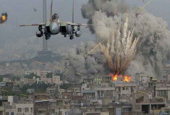 Американские бомбардировки