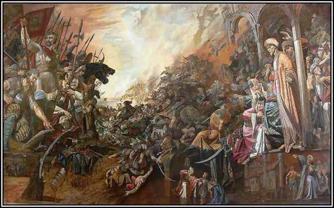 Штурм Казани 1552