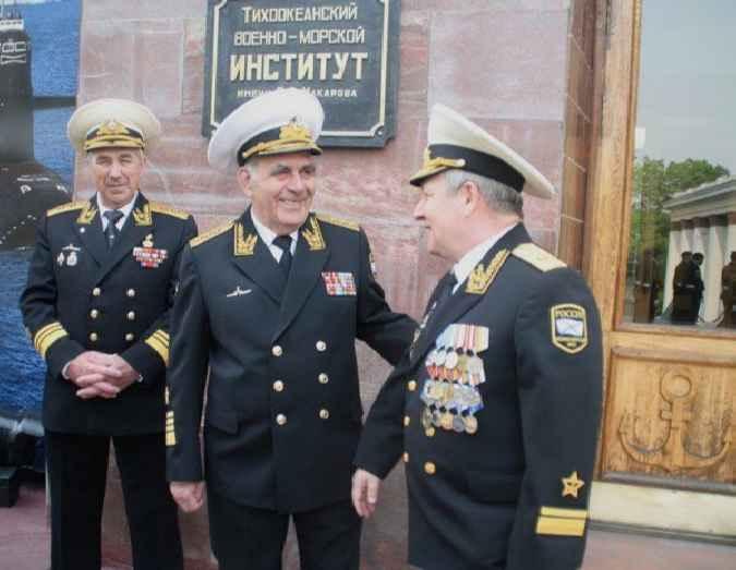 Российские адмиралы