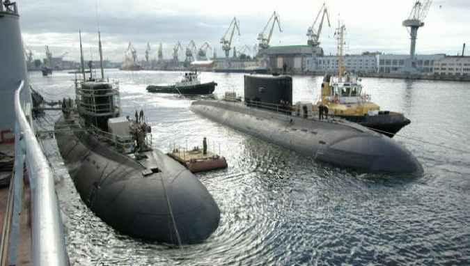 Новые лодки России