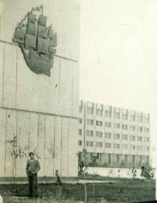 НВИМУ 1977 учебный корпус