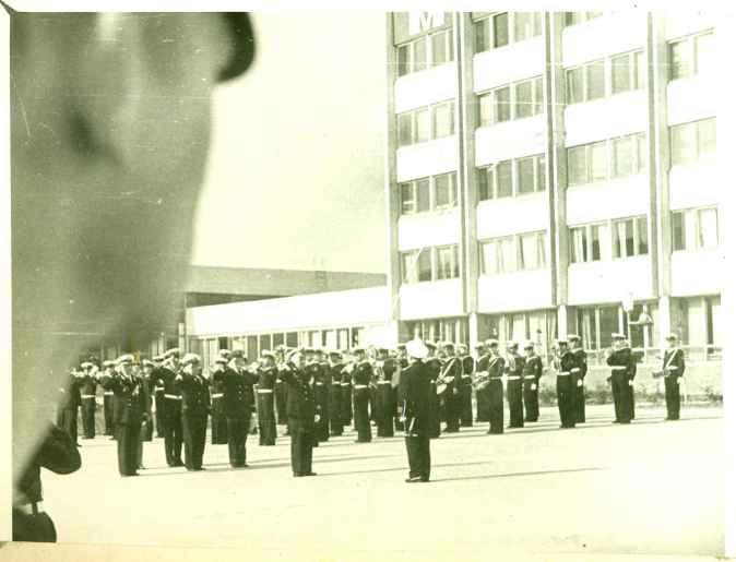 НВИМУ 1979 рапорт