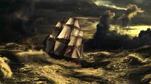Морская буря
