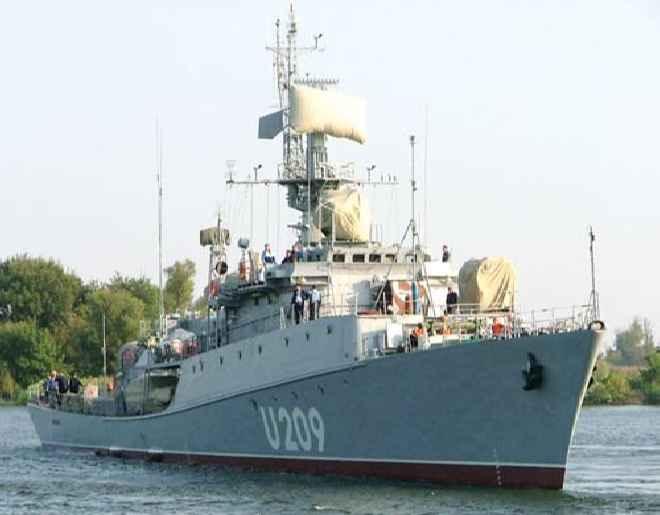 Корвет Тернополь