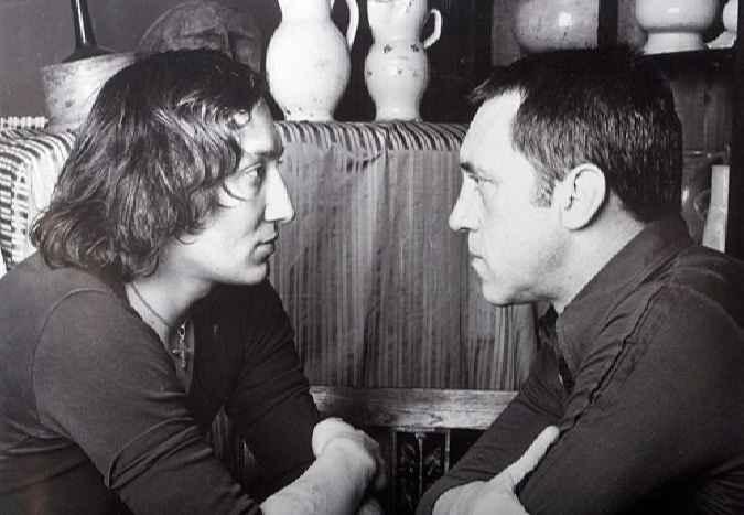 Высоцкий и Шемякин