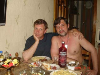 капитан Никольский и Мишаня