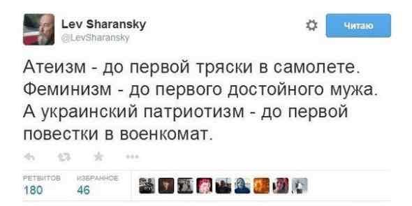 Украинский патриотизм