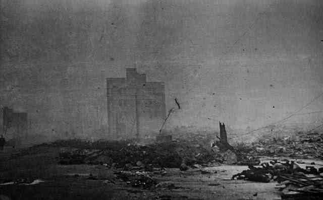 Токио 10 марта 1945