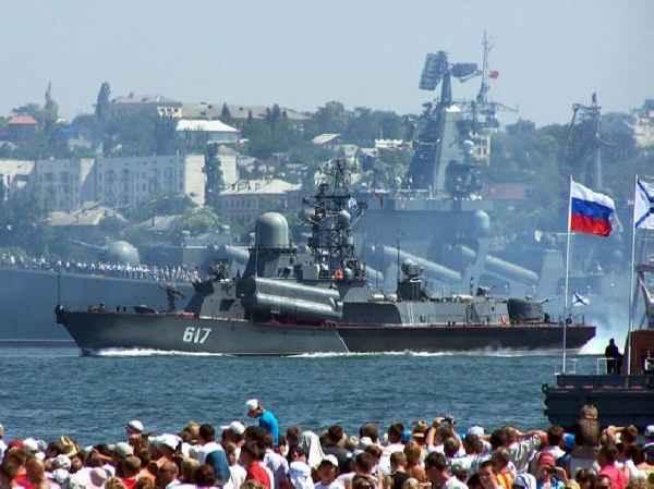 Русский флот в Севастополе