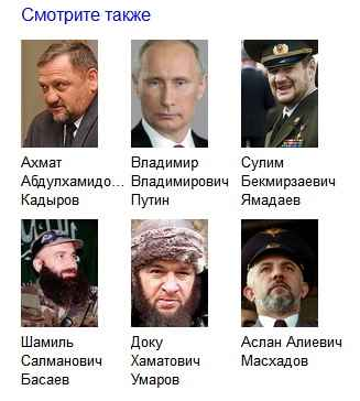 Яндекс про Грозный