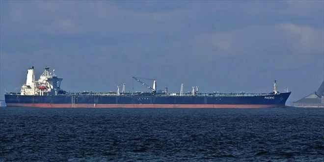 танкер Pacific