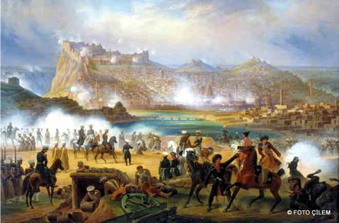 Взятие русскими войсками Эривани 1827