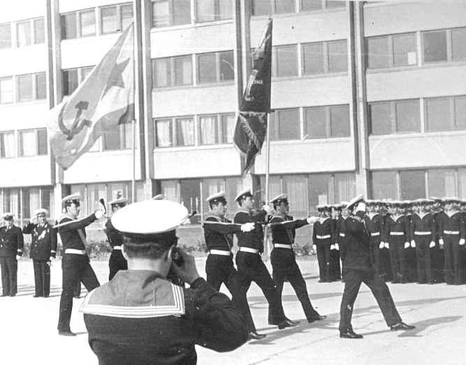 НВИМУ вынос флагов